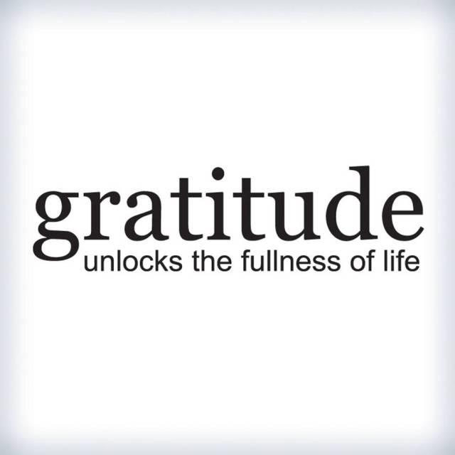 original_gratitude-unlocks-the-fullness-of-life-wall-sticker